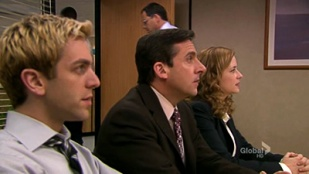 The Office (US) 05x23 : Broke- Seriesaddict